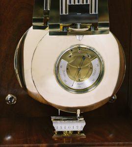 Clock Number 4 – Double Pendulum Wall Hanging Observatory Regulator 005