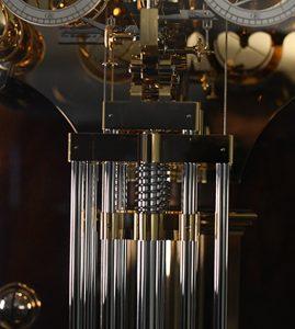 Clock Number 5 – French Double Pendulum Regulator