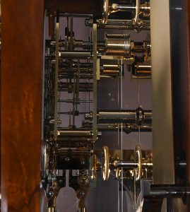 Clock Number 5 – French Double Pendulum Regulator